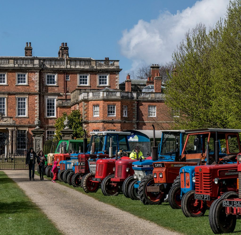 Newby Hall Tractor Fest 2019!