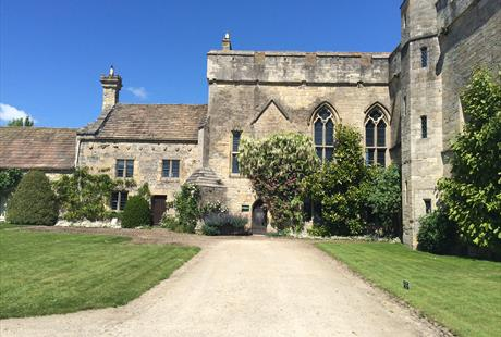Markenfield Hall Tours