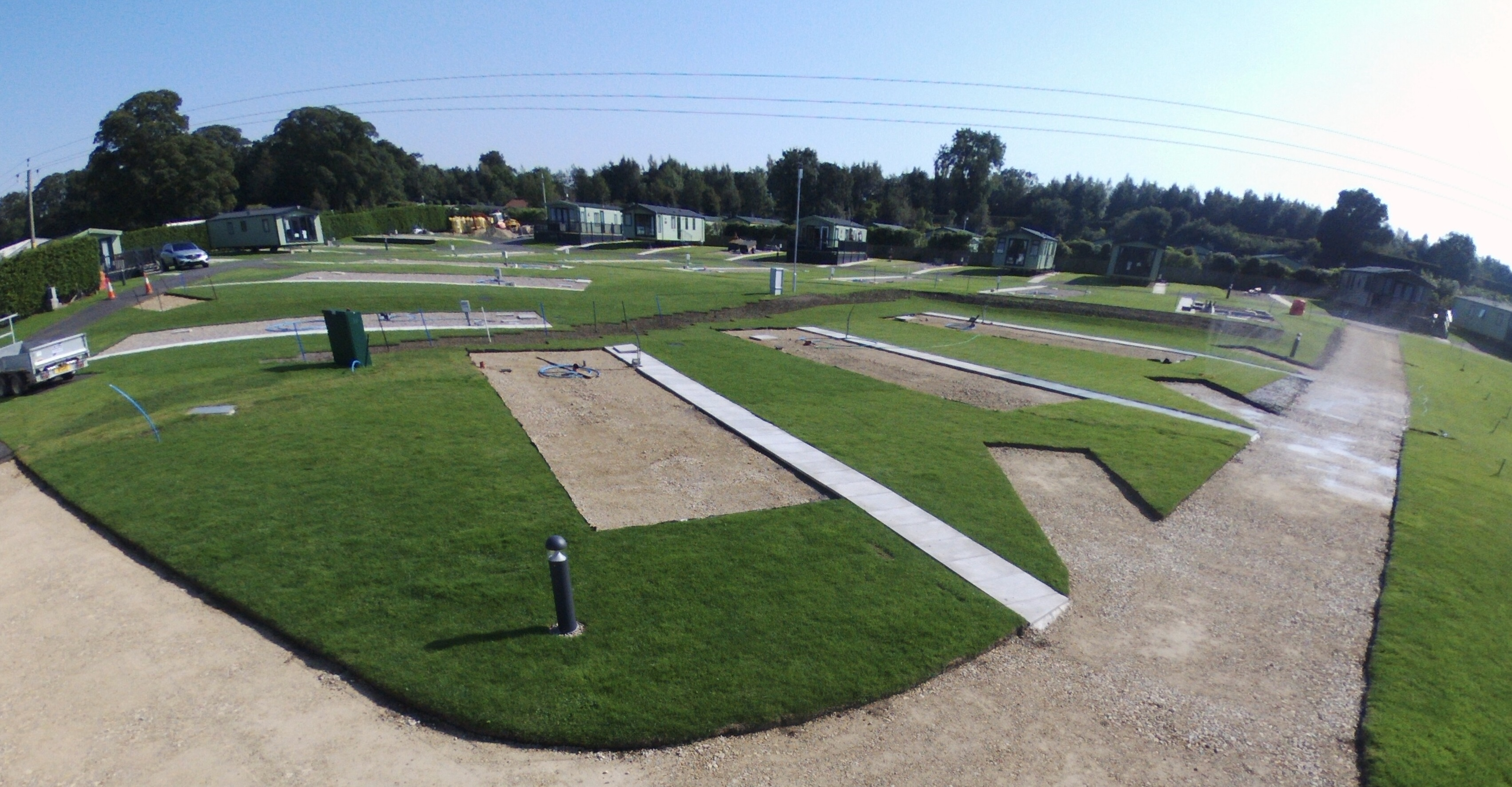 August 6th - Turfing Time!
