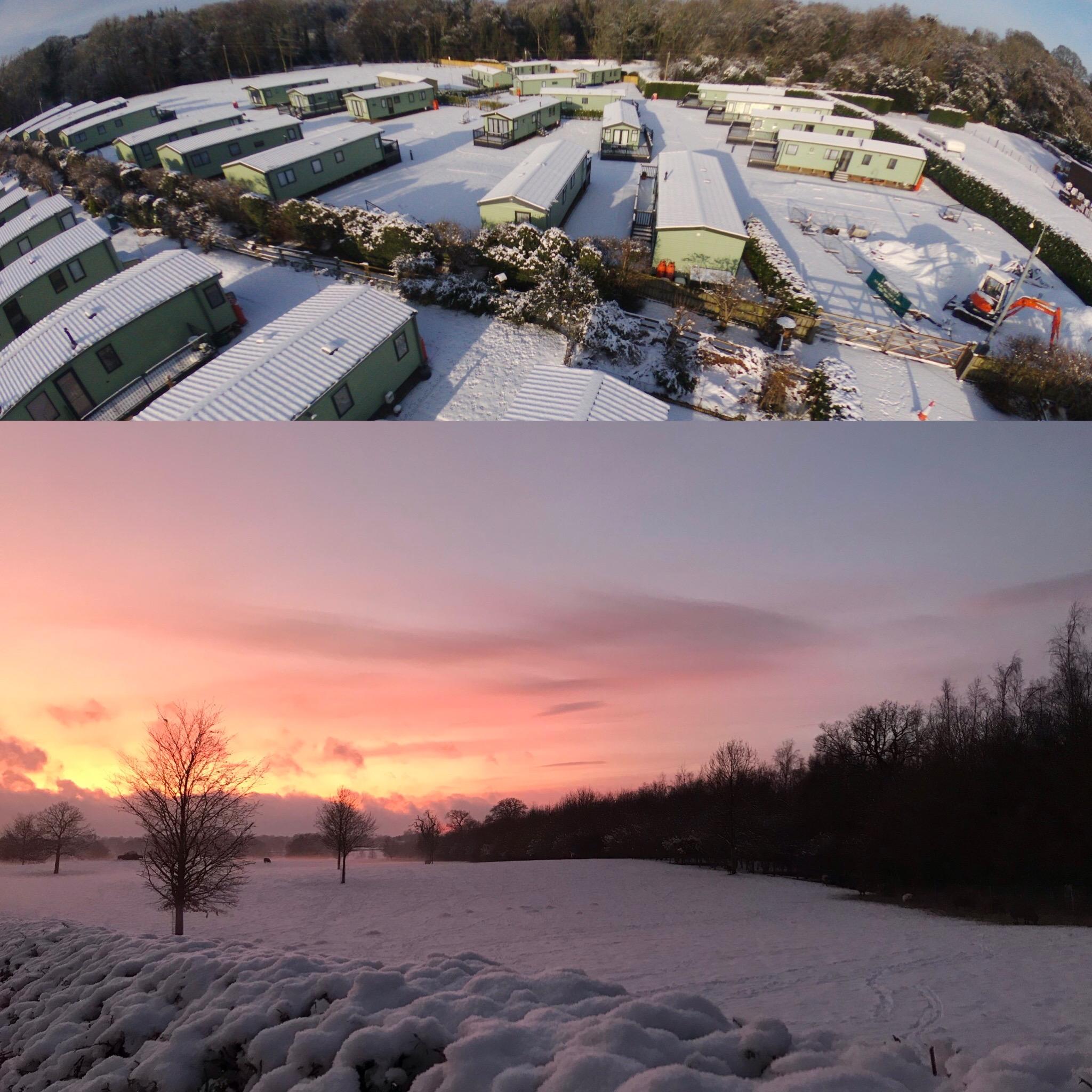 January 9th 2021 - White Winter