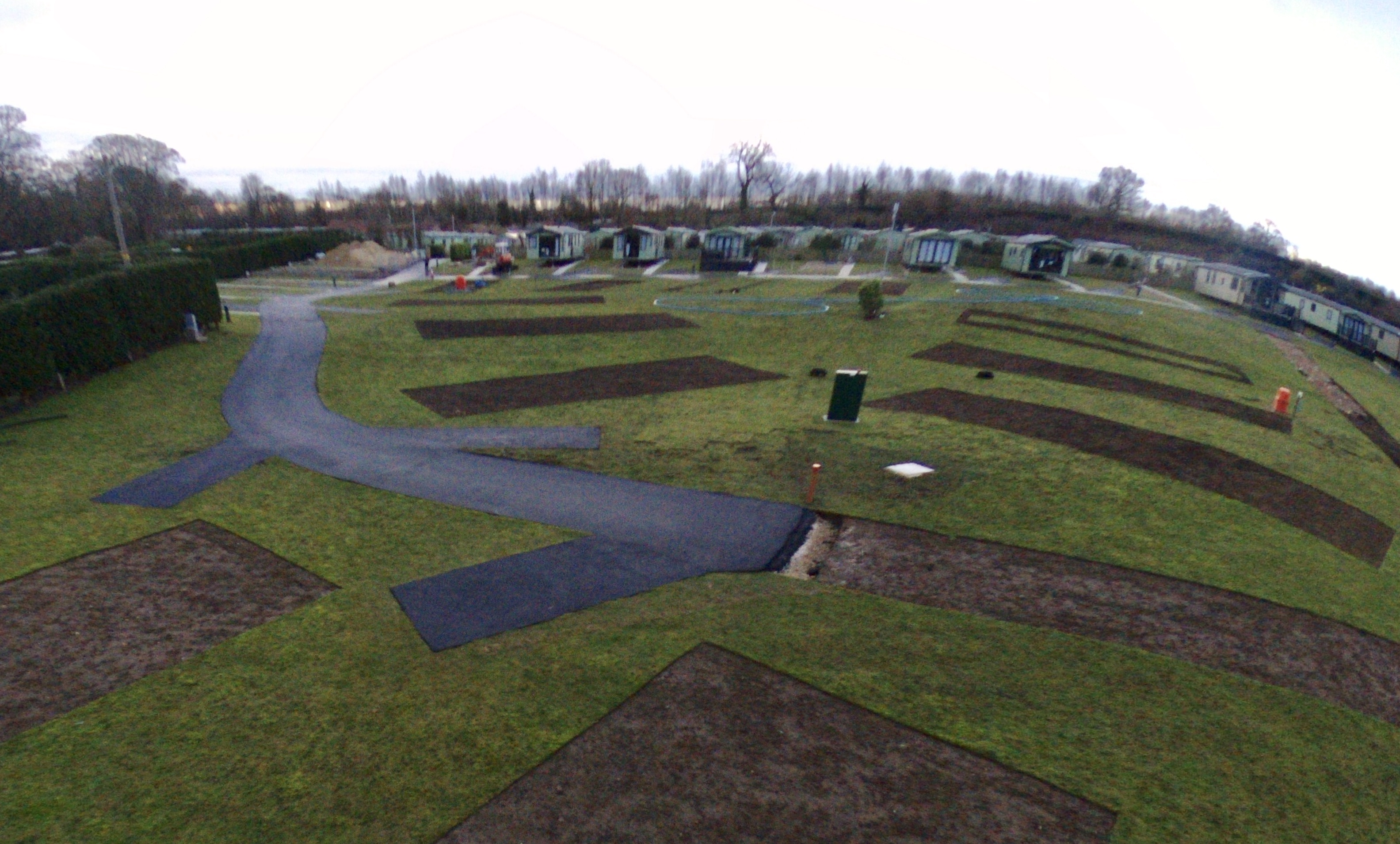 10th January  - Another Stretch of Tarmac!