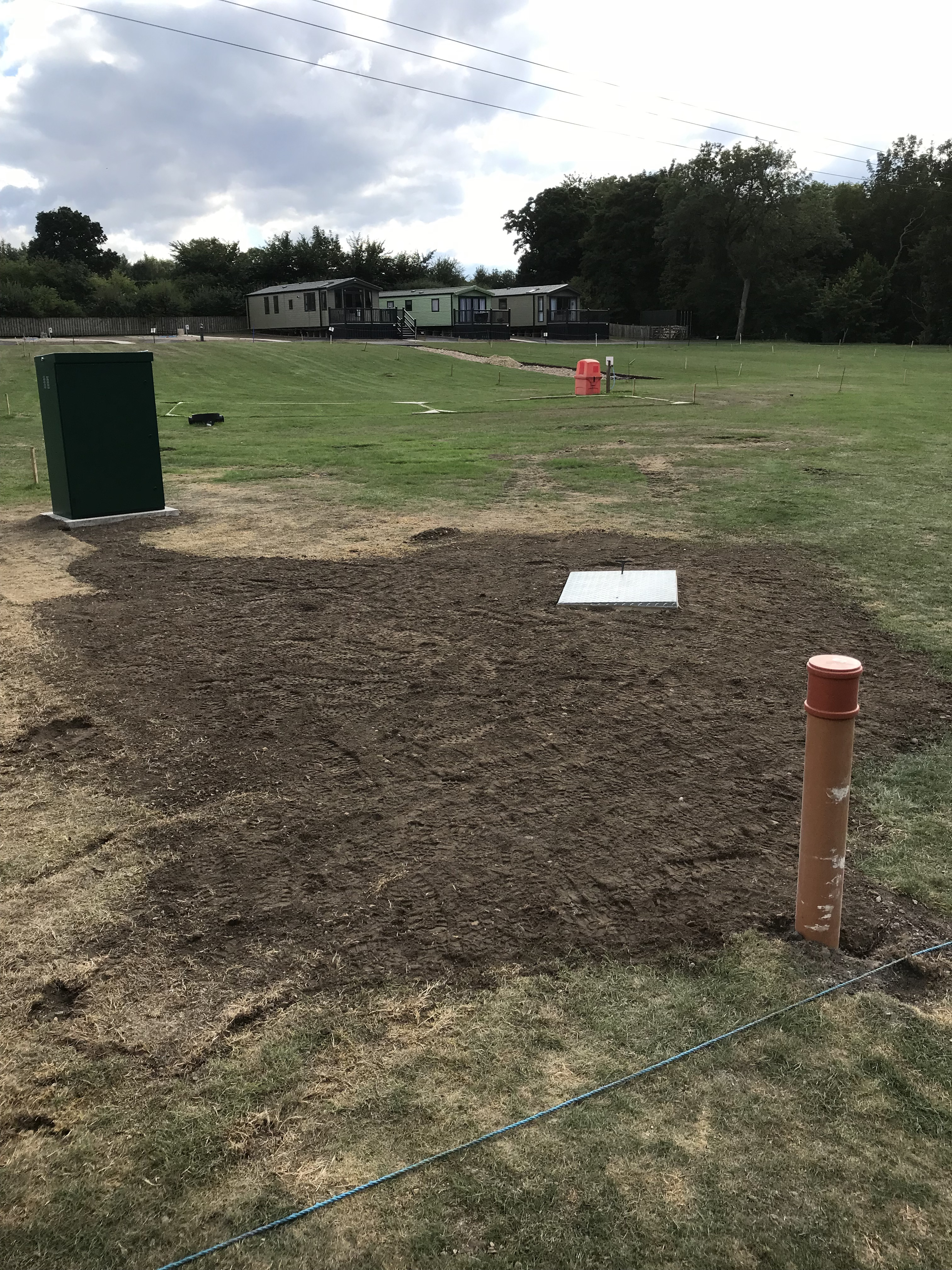 8th August - Large Waste Tank Milestone Reached
